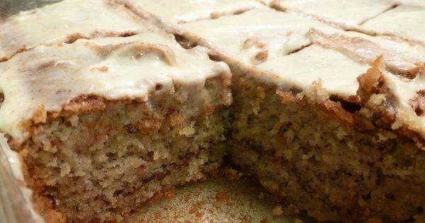 Paleo Sour Cream Coffee Cake