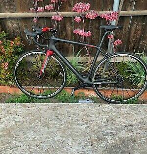 Details About Carbon Road Bike Specialized Dura Ace Mavic Fsa Zero