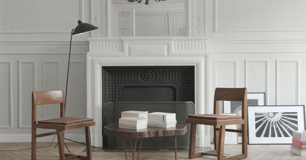 loft appartement haussmannien le travail de nicolas schuybroek frenchyfancy chemin e et. Black Bedroom Furniture Sets. Home Design Ideas