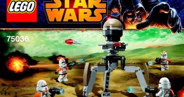 Legobauanleitung 75174 Lego Star Wars Instruction Desert Skiff Escape