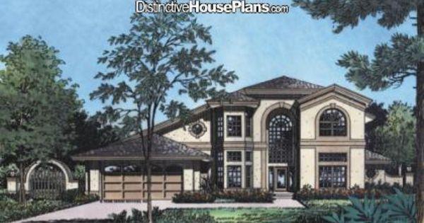 House Plan 182090 Mercado Distinctive House Plans Mediterranean Style House Plans House Plans Floor Plan Design
