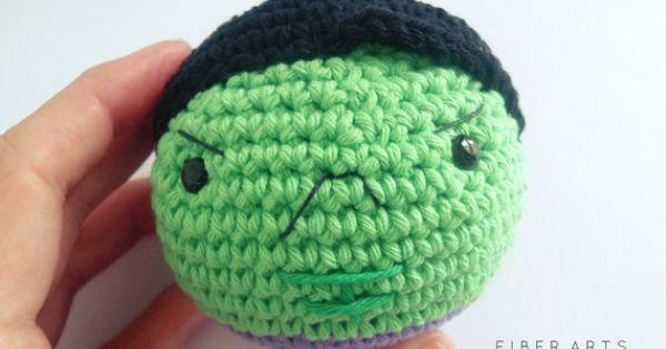 Amigurumi Ball Instructions : Super heroes amigurumi crochet balls Crochet ball