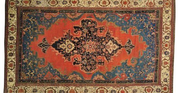 Antique Persian Bakshaish 11 X18 Exc Cond Hand Knotted Oriental Rug Sh15841 Http Www Rekomande Com Antique Persian Bakshaish 11x18 Exc Cond Hand Knotted Or