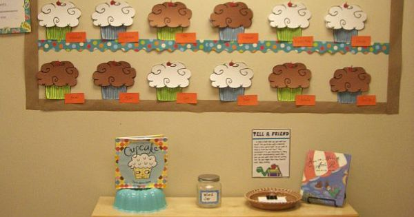 Classroom Decoration Ideas For Class ~ Book bakery in library my classroom pinterest