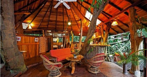 Stunning photos of private islands for rent some are even for Costa rica tree house rental