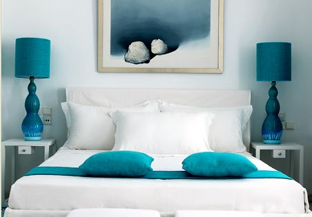 Blue Bedroom Designs