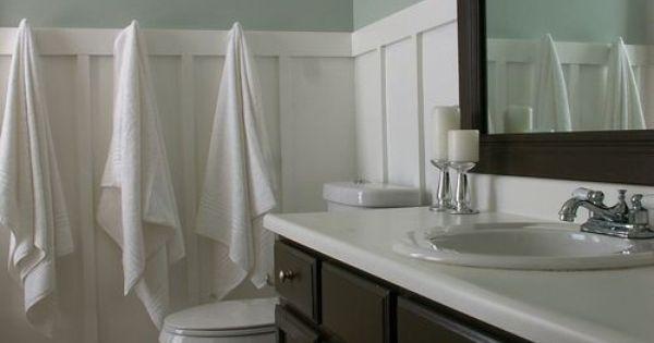 sherwin williams sea salt great bathroom color paint