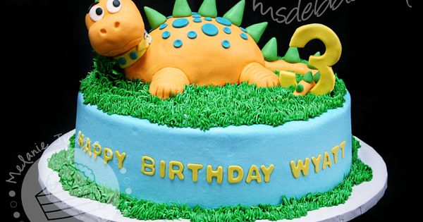 Dinosaur Birthday Cake Ideas We Love