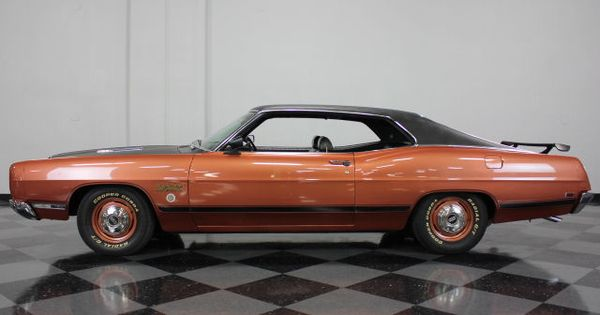 1969 Ford Xl Special One Off Cale Yarborough Edition Mercury Guys Will Recognize The Inspiration For This Car Came From The M Classic Cars Ford Galaxie Ford