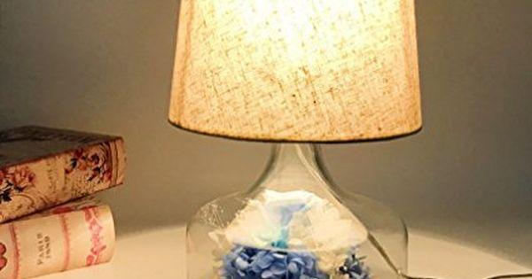 Bedside Desk Lamp Adjustable Table Lamp Preserved Flowers Lamps Bedside Desk Light Home Floor Cafe Vase Bedroom We Cool Floor Lamps Lamp Affordable Floor Lamps