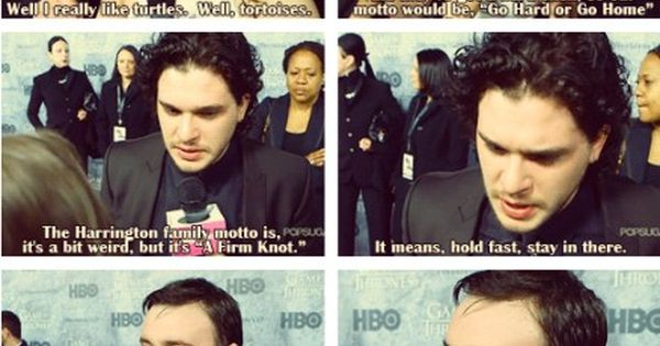 Game Of Thrones Interviews If You Could Make Your Own