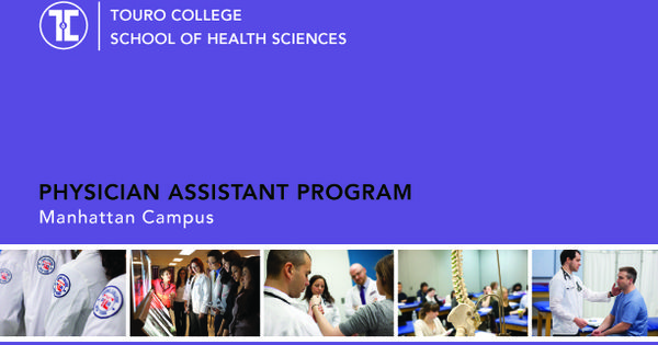 Physician Assistant college major for writers