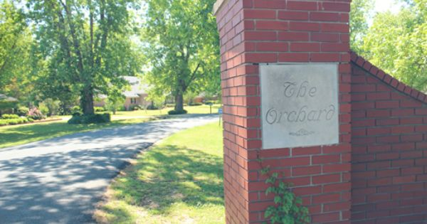 The Orchard Is A Comfortable Pastoral Neighborhood South