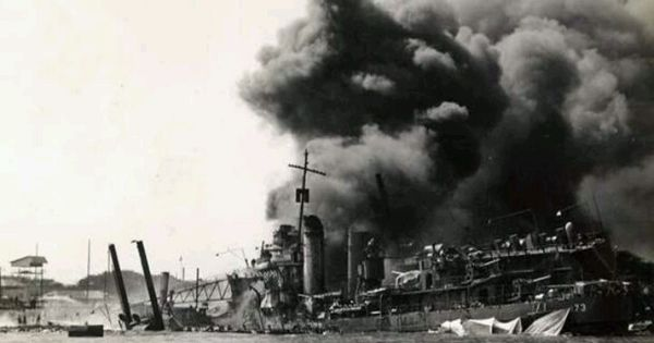 the tragic attack on pearl harbor Allegations have been over who knew what and when about pearl harbor could this tragic  the pearl harbor attack,  the independent institute is.