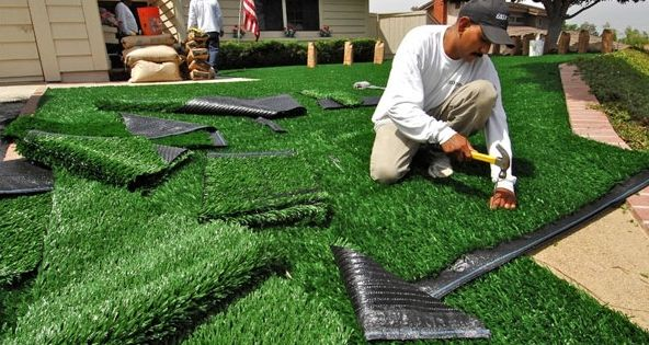 Top 8 Mistakes Diy Artificial Turf Installers Make