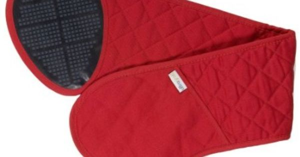 Double Oven Mitt Great Idea For Anyone Who Loves To Bake Both