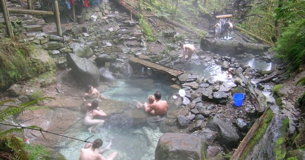 Cougar Hot Springs Oregon Hotspring Onsen Oregon