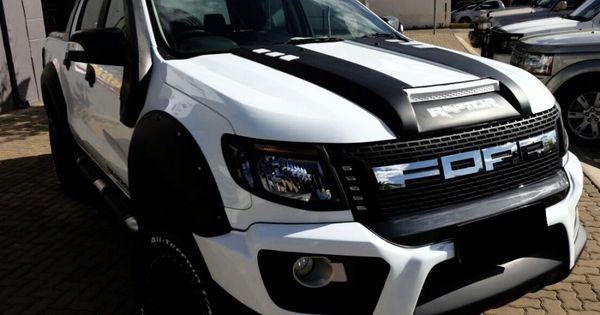 Ford Everest Body Kits | Ford ranger, Ranger and Ford ...