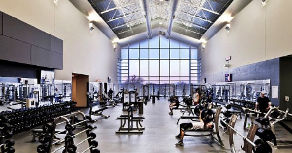 Illinois State University — Student Fitness Center and ...