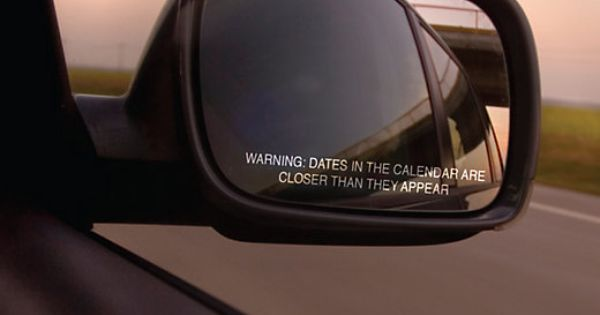 Warning: Dates in the calendar are closer than they appear. doitnow HOMEDproject