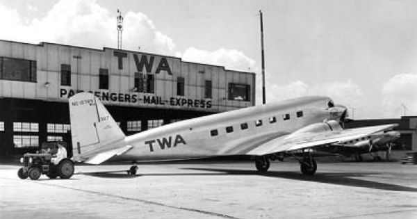 Image result for TWA Flight 15A