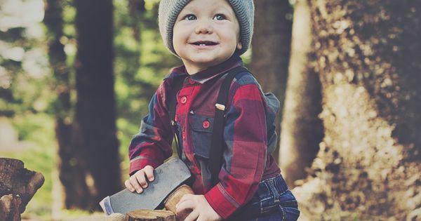 Lumberjack Boy Costume Toddler Size | Christmas Card Inspiration | Pinterest | Costumes Boys ...