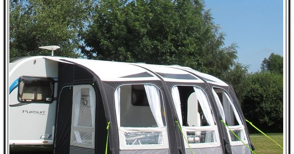 2016 Kampa Ace Air 500 Inflatable Luxury Awning