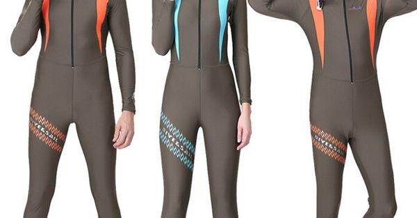 ad76a04b452 New on my Pinterest  Swimming   Diving http   ift.tt 2hZhGdo   DIVE   SAIL  Men s Women s Surfing Freedive Lycra Swimwear Wetsuit Diving Skin Suit  Rashguard ...