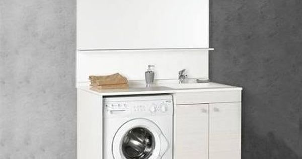 lavabo au dessus d 39 un lave linge recherche google salle de bain cuisine pinterest lave. Black Bedroom Furniture Sets. Home Design Ideas
