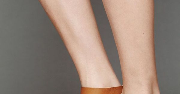 color-block flat sandals - freepeople