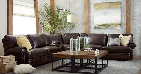 Alternate Bentley Sectional Image Living Room Remodel Family Room Addition Sectional