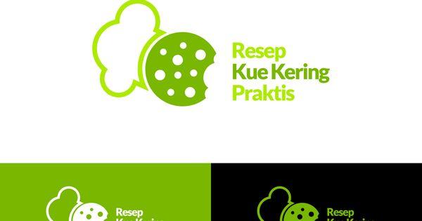 Resep Kue Kering Praktis Logo Design Logo Design Logo Cookies Design