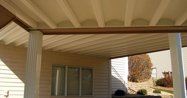 Under Deck Angle Installation With Center Beam Amp Posts
