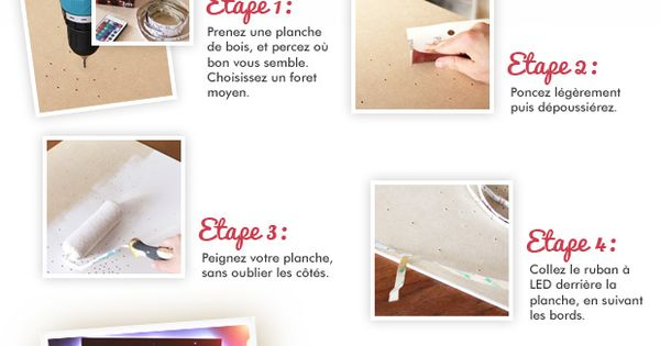 Diy apporter une touche lumineuse son salon envie de for Decorer son salon