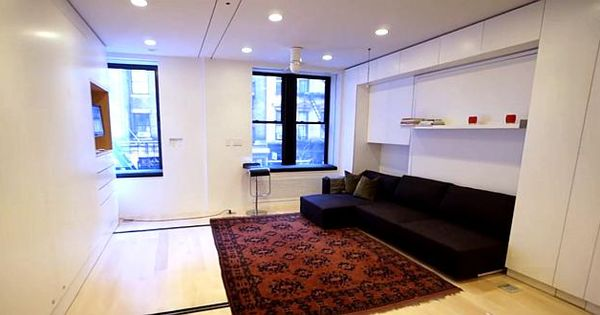 Rooms Cool Apartment Pinterest