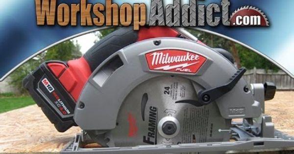 Milwaukee M18 Fuel 7 1 4 Circular Saw 2731 21 Milwaukee M18 Circular Saw Milwaukee
