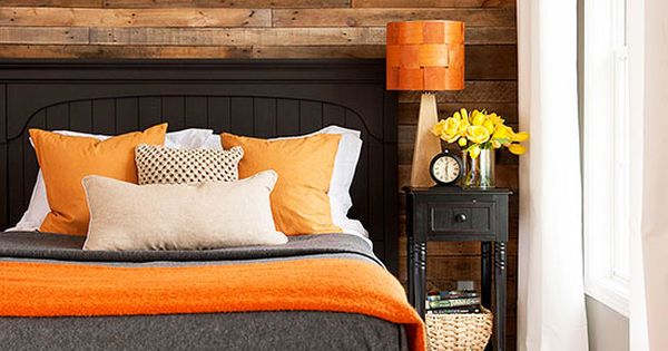 What Colors Go With Orange Orange Boys Rooms Weathered