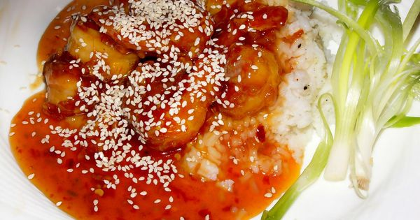 Hawaiian sesame shrimp my recipe exchange let 39 s share for Hawaiian fish recipes