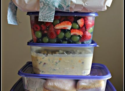 Feeding New Moms ~ Great gift for when the new mommy brings