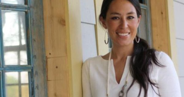 Joanna Gaines Of HGTV's Fixer Upper - Bio