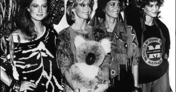 Olivia Newton John Duran Roger Taylor Duran Duran Rock N