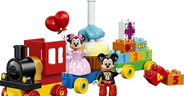 Lego Duplo Disney Mickey Amp Minnie Birthday Parade 10597