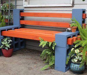 100 Cheap And Easy Diy Backyard Ideas Diy Backyard Cinder Block Furniture Backyard Projects