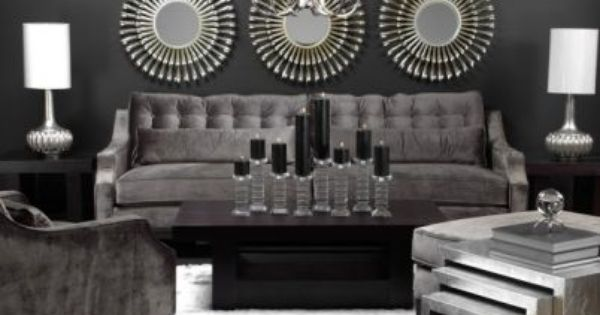 Styled by z gallerie living room ideas pinterest for Z gallerie living room ideas