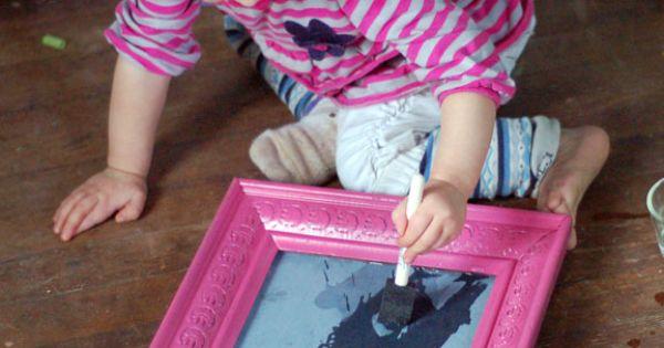 DIY Magic Paint Board