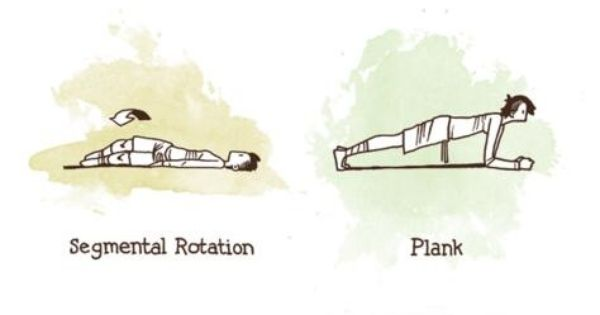 Core Exercises Chart | Health and Fitness | Pinterest ...