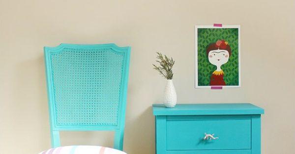 6 c mo pintar un mueble antiguo con chalk paint pintura a - Como pintar un mueble antiguo ...