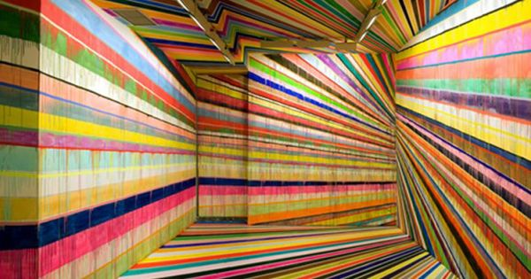 Multi - Art - Colourful World of Markus Linnenbrink / Yellowtrace