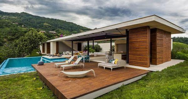 Casas de campo modernas buscar con google casa se ora - Casas bonitas de campo ...