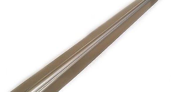 Materials 200 4ft Aluminum Omega Radiant Floor Heat Transfer Plates For 1 2 Barrier Pex Materials 200 4ft Radiant Floor Heating Radiant Floor Radiant
